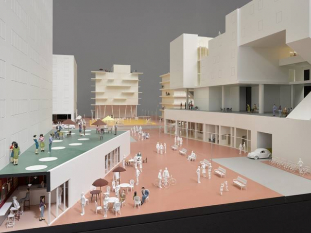 The City as a Public Living Room-Ika & Andreas Ruby, EM2N(독일,Vitra Design Museum )